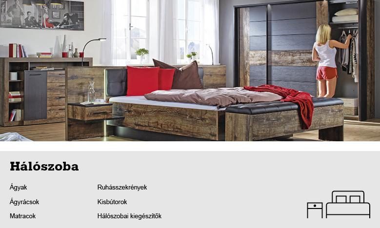 Hálószoba bútorok online böngészése Mömax- kiváló bútorok,- nagy ...