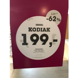 Kodiak Sessel