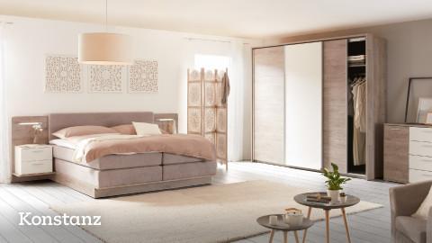 besser schlafen dank einheitlichem ambiente jetzt mit den m max schlafzimmerserien m max. Black Bedroom Furniture Sets. Home Design Ideas