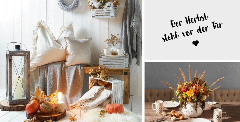 Herbstfest bei mömax - gestalte dein Zuhause jetzt farbenfroh!