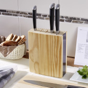 Messerblock mit 3 Messern