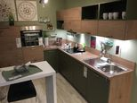 ECKKÜCHE MANHATTEN UNI / TIMBER - Nolte Küchen