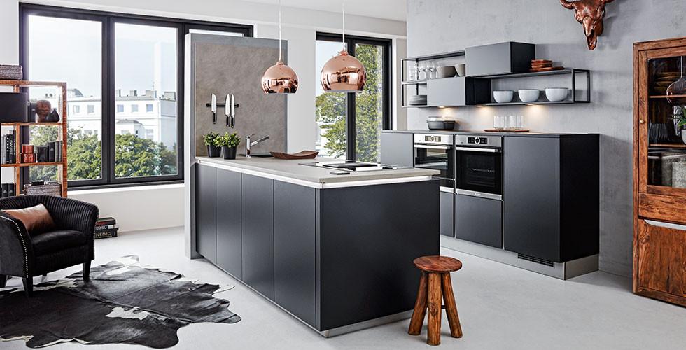 Küchentrends Küche Modern Einrichten Mömax Küchen Beratung