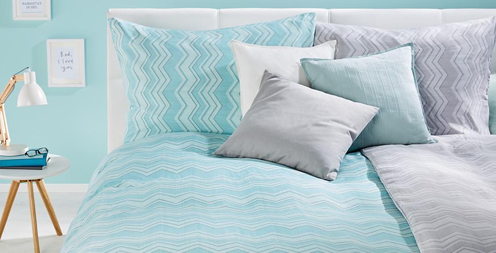 kopfkissen schlaftextilien heimtextilien teppiche. Black Bedroom Furniture Sets. Home Design Ideas