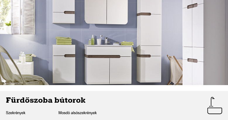 Fürdőszoba bútorok online böngészése Mömax- kiváló bútorok,- nagy ...