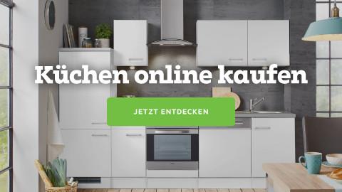 Küchen online entdecken und planen | mömax