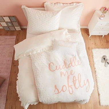 Jetzt Bettwäsche bei mömax kaufen.
