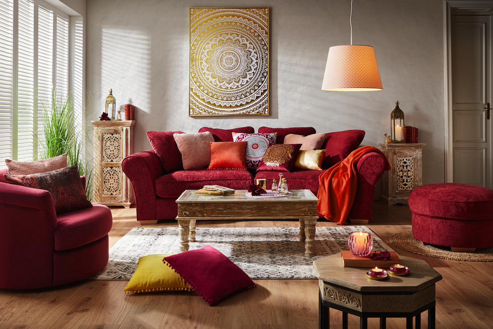 orientalisch einrichten mit moroccan mystery m max. Black Bedroom Furniture Sets. Home Design Ideas