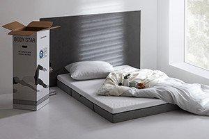 Body-Star-Matratze-Schlafzimmer-Wendematratze-Verpackung-Karton-kompakt