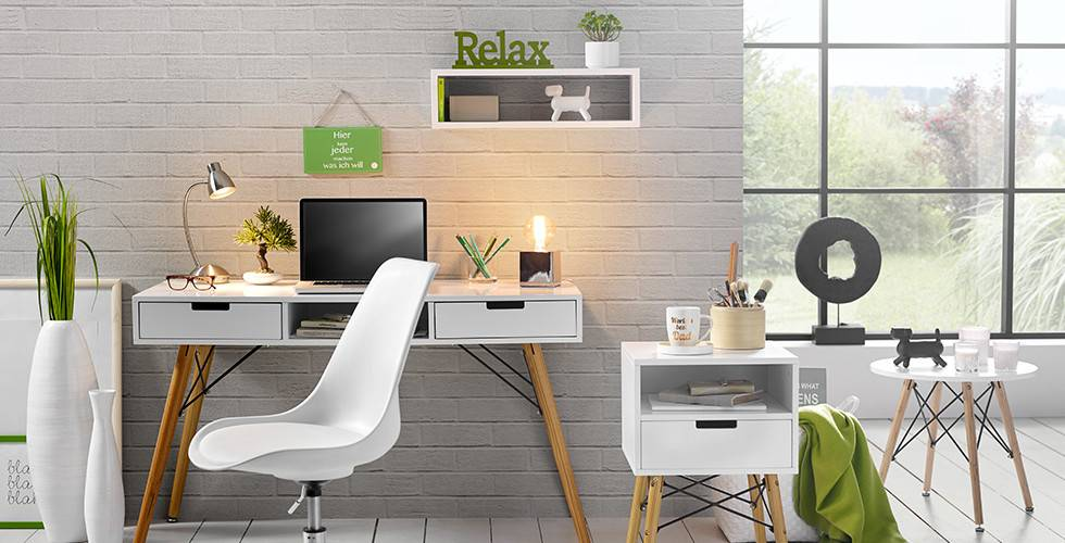 Stylische LED-Tischleuchten von mömax