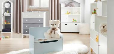 verschiedene Kinderzimmermöbel