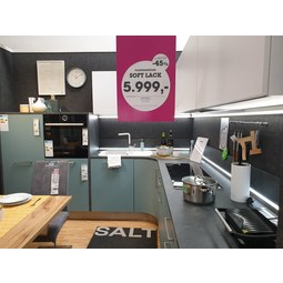 SOFT LACK AUSSTELLUNG - Nolte Küchen