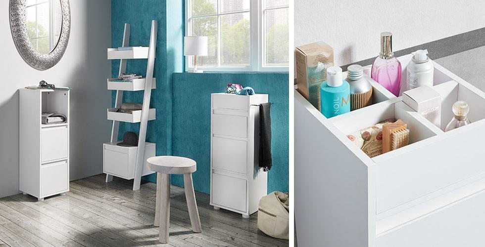 Badezimmerschränke mit ausreichend Stauraum einfach online bestellen bei mömax.