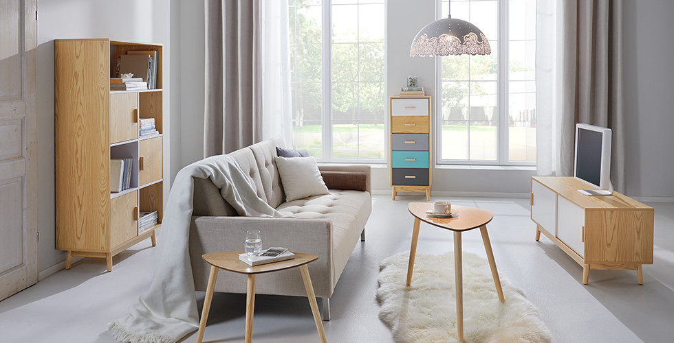 wohnzimmermöbel jetzt entdecken | mömax - Retro Mobel Wohnzimmer