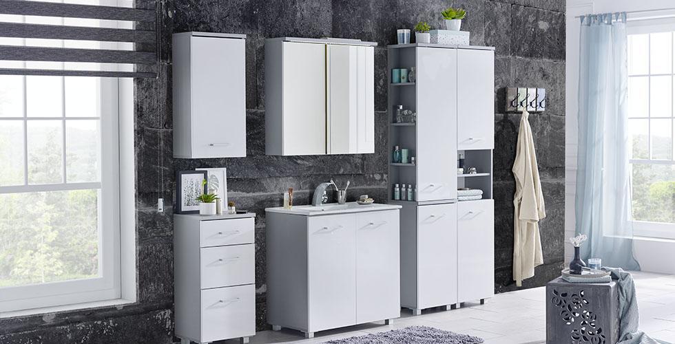 Komplette Badezimmer Günstig Kaufen Bei Mömax.