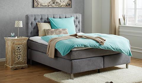 moderne betten bettrahmen oder springbox halbhohe betten m max. Black Bedroom Furniture Sets. Home Design Ideas