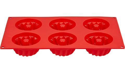 Muffinform aus Silikon von mömax.