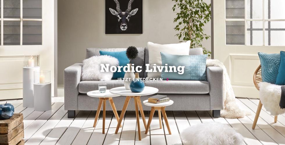 Entdecken Sie den mömax Wohntrend Nordic Living!