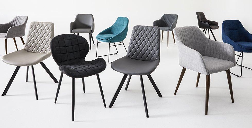 Große Auswahl an verschiedenen Stühlen zum günstigen Preis von mömax.