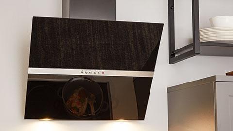 Dunstabzugshauben kraftvoll gegen dicke luft in der küche