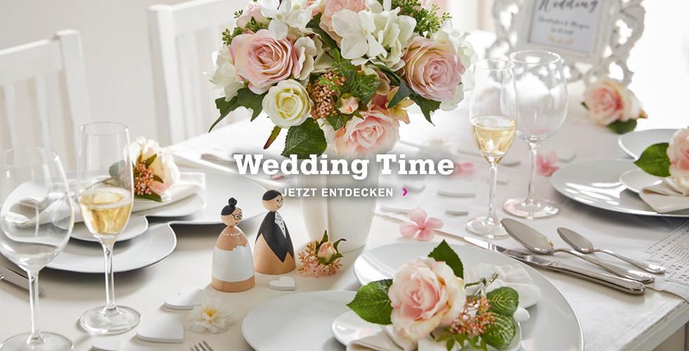 It's Wedding Time - Jetzt tolle Produkte entdecken!