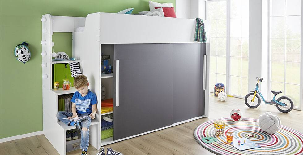 kinderbetten entdecken. Black Bedroom Furniture Sets. Home Design Ideas