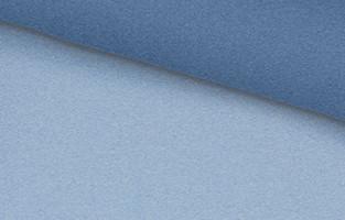Blauer Jersey, Detailansicht.