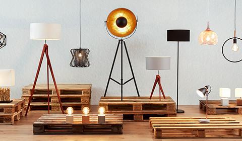 Helle Stehlampe Dekoration : Stehlampen entdecken mömax