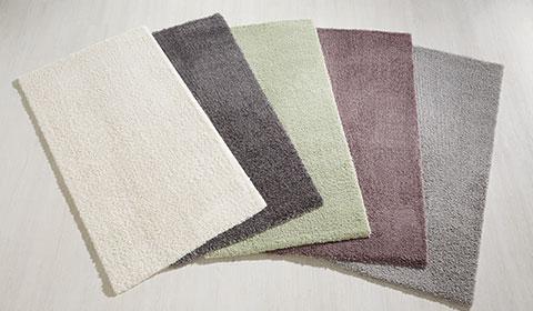 Trendige Shaggy Hochflorteppiche in verschiedenen Farben von mömax.