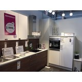 Einbauküche Artwood/Manhattan uni - Nolte Küchen