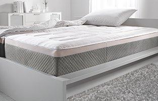 Boxspring-Matratze: Gemütliche Bonellfederkern-Matratze für einen erholsamen Schlaf günstig kaufen bei mömax.