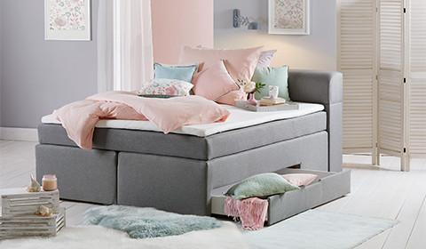 Schlafzimmer Bett betten entdecken