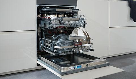Energiesparende Geschirrspüler günstig kaufen bei mömax.