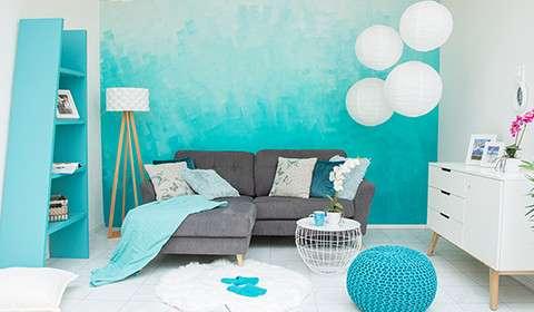 w nde streichen leicht gemacht wand ausmalen wie ein profi m max. Black Bedroom Furniture Sets. Home Design Ideas