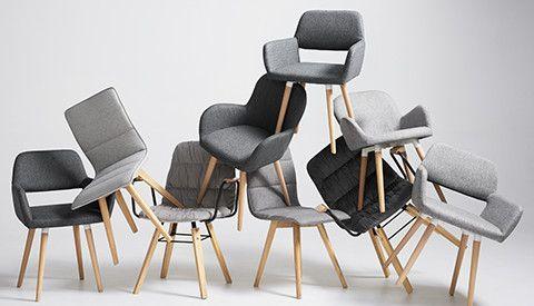 Gruppe-Sessel-Barhocker-Stühle-Esszimmerstühle