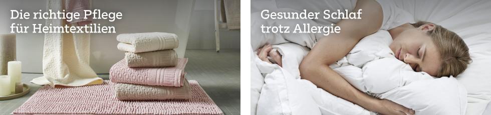 HT039_Unterbetten & Matratzenschoner