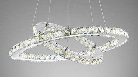 Sparsam und trotzdem extravagant, das vereinen LED-Lampen bei mömax.
