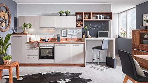 Küchenblöcke ideal für kleine küchen