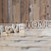 Dekoleuchte Love Home