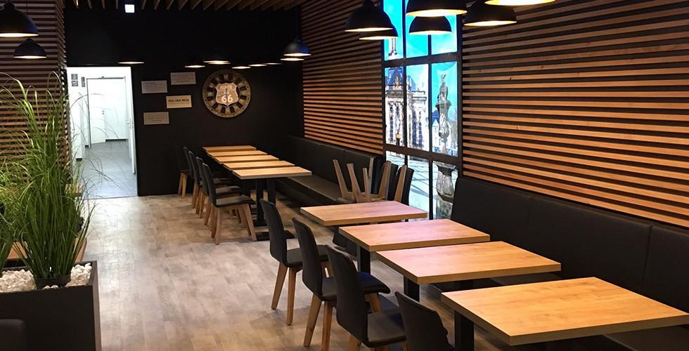Restaurant Tische