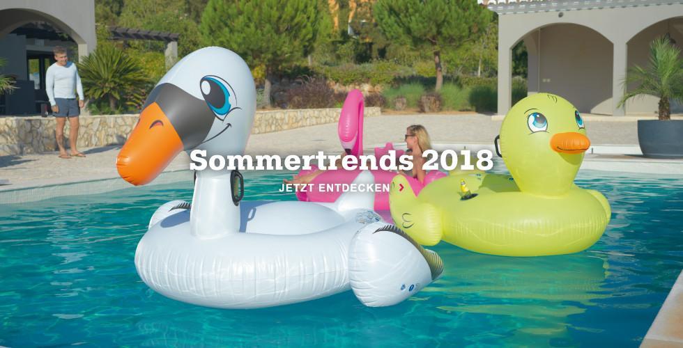 Die heißesten Sommertrends 2018 - Jetzt im mömax Onlineshop kaufen!