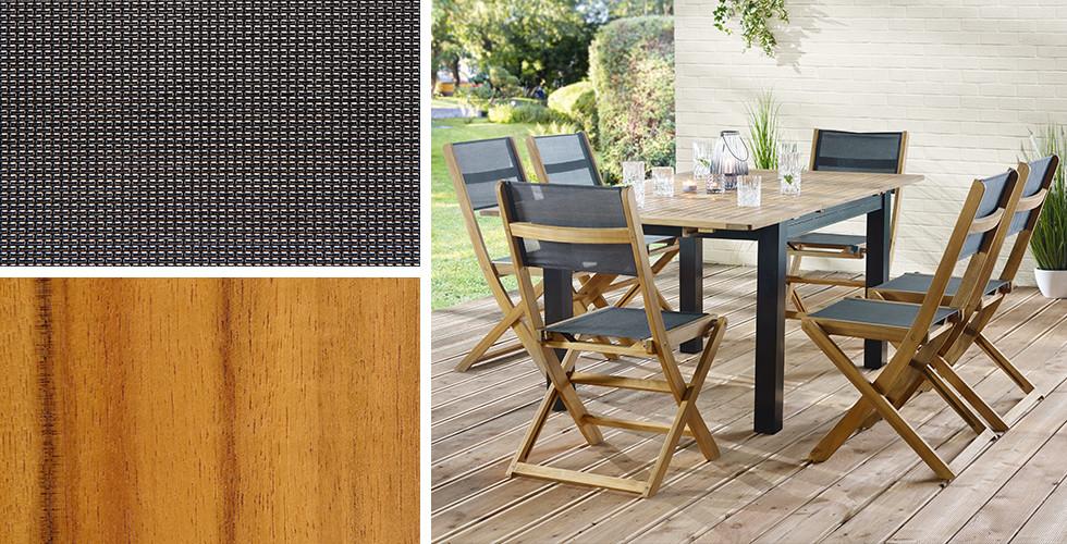 Gartenmöbelmaterialien | Vorteile von Holz, Polyrattan mömax