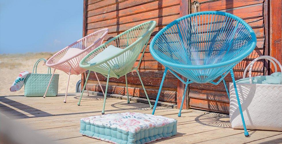 Gemütliche Gartenstühle in verschiedenen Farben günstig kaufen bei mömax.