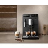 Kaffeevollautomat Philips - Schwarz, MODERN, Keramik/Kunststoff (215/429/330cm) - PHILIPS