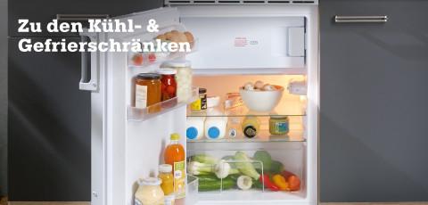 zu den Kühl- und Gefrierschränken