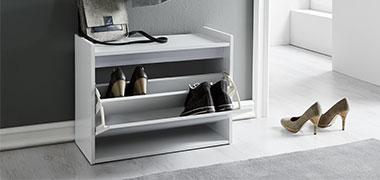 Garderobe-Schuhschränke
