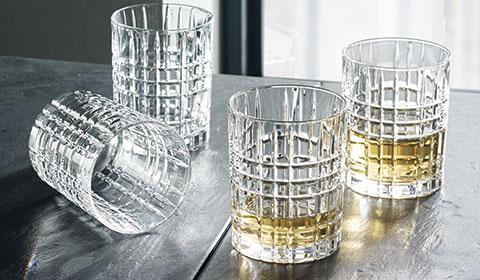 Dieses Whiskygläserset von mömax ist eine stilvolle Ergänzung für Ihre Hausbar.