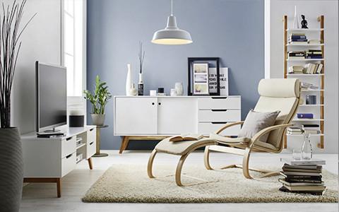Tv Meubel Scandinavisch : Mf design holix tv schrank möbel wohnzimmer malaysia