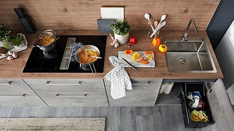 Innovatives und edles Küchenzubehör günstig kaufen bei mömax.
