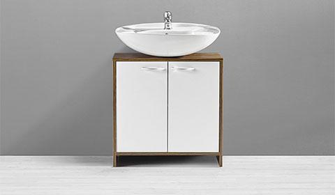 Waschbeckenunterschränke Für Ein Schönes Ambiente